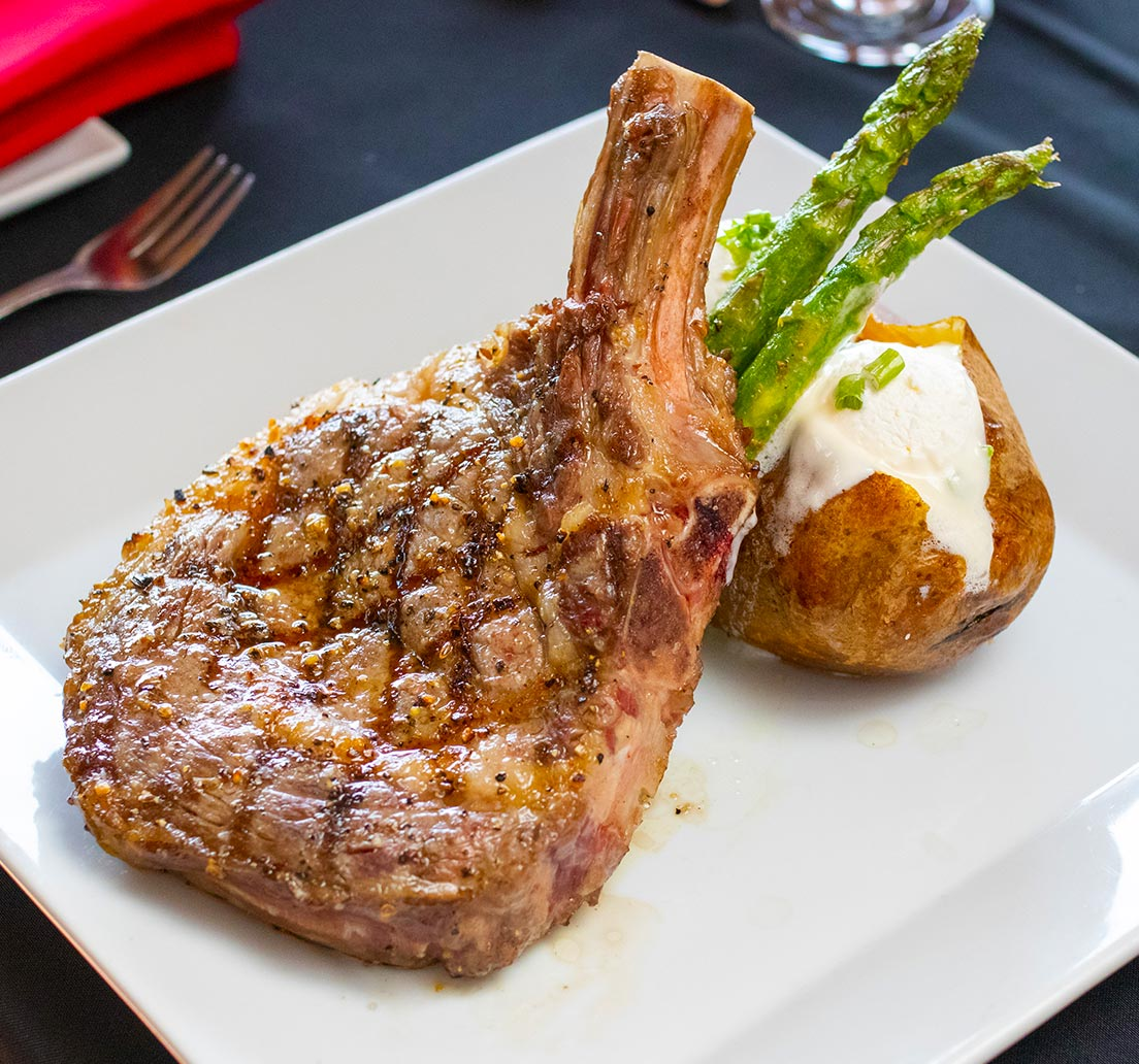 Liam's Steak House & Oyster Bar - Fine Dining On South ...